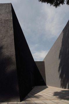 LAR + FRENTE | El Eco Museum Extension, 2006-2007, Colonia San Rafael, México City, Mexico