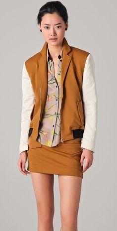 uh-mazing varsity inspired jacket by Antipodium