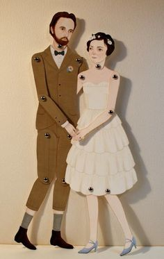 Movable Paper Doll