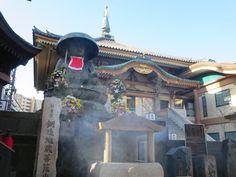 真性寺と銅像地蔵菩薩