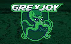 GreyJoy logo on Behance
