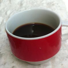 #red #coffee