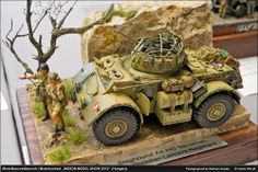 Staghound 1/35 Scale Model