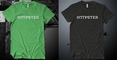HTTPSTER T-Shirt   via Cool Material
