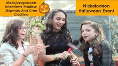 Game Shakers' Madisyn Shipman And Cree Cicchino Interview - Nickelodeon ...