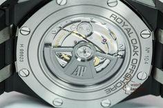 Audemars Piguet Royal Oak Offshore Chronograph 42 mm (back)