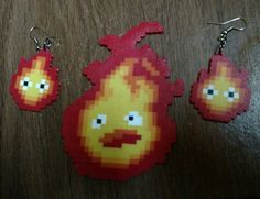 Calcifer from Howl's Moving Castle