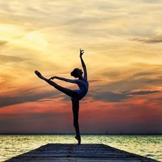 Arabesque at Sunset.... #Amazing #Awesome #Cool #Colors #Magic #Majestic #Dream #Dreamers #Serenity #Zen #Lit #Life #Live #Love #Light #Hope #Harmony #Horizons #Idyll #Imagine #Inspired #Incredible #Follow #PhotOfTheDay #Wonderland #Fairytale #Ocean #Sunset #Dancer #Ballet