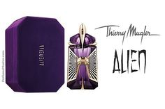 Perfume and fragrance release news, Thierry Mugler Alien 24 Carats Jewel Talisman Perfume! Thierry Mugler Alien Perfume, Victoria Secret Perfume, Jewels, Fragrances, Accessories, Objects, Angel, Decor, Women