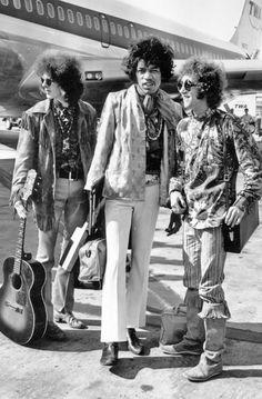 Jimi Hendrix, the Master of Guitar