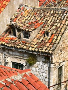 Rustic home in old town of Dubrovnik ,Croatia
