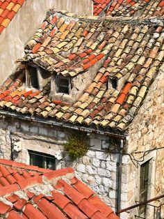 Rustic home in old town of Dubrovnik ,Croatia