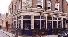 The Royal Oak - Pop in for a post flower market tipple at my busy local and watch the hours fly.