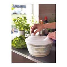 IKEA - TOKIG, Salatslynge, Skålen kan også bruges til servering af f.eks. salat.