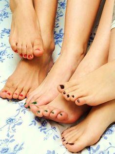 World of feet