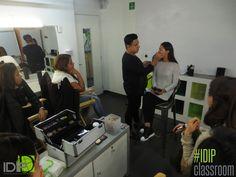 Makeup Class  www.idip.com.mx  #tattoo #makeup #maquillaje #trendy #tendencia #profesional #color #beauty #profesional #beauty #IDIP