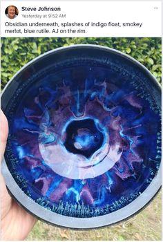 Potters choice glaze.