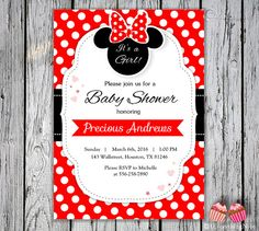 dcd90ccea133 53 Best Minnie   Mickey Mouse Baby Shower images