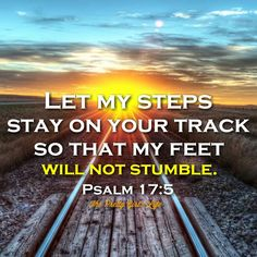 Dear Lord, help me to stay focused as I journey on the path you have set for me. Psalms 17:5 - www.facebook.com/theprettygirlslife