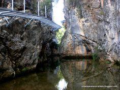 El Camino Natural del Río Guadalaviar es una ruta fluvial señalizada que nos lleva desde la fuente de la Señorita, en el Barrio de San Bla...