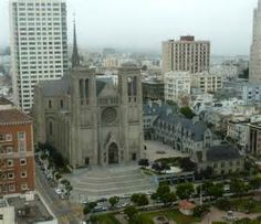 Grace Cathedral San Francisco CA