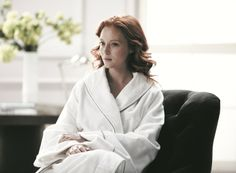 The Liddell Foxrock Bathrobe, as worn by Kylie on the Cinema screen - part of our Liddell collection of hotel bath linen. Full Sleeves Design, Bath Table, Premium Hotel, Linen Towels, Terry Towel, Bath Linens, Luxury Bath, Beautiful Hotels, Sleeve Designs