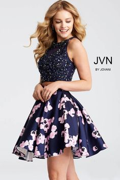 Prom Dresses Elegant, Two Pieces Beading Sleeveless Homecoming Dress, Mermaid prom dresses, two piece prom gowns, sequin prom dresses & you name it - our 2020 prom collection has everything you need! Semi Dresses, Formal Dresses For Teens, Hoco Dresses, Summer Dresses, Pretty Dresses For Teens, Sleeveless Dresses, Wedding Dresses, Floral Dresses, Cute Teen Dresses