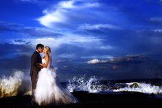 Great Beach Image Brides Best Friend  #wedding #photography