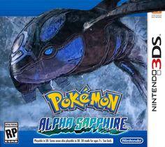 3D Alpha Sapphire Box Art