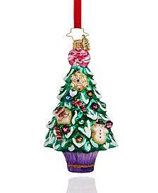 Christopher Radko Macy's Exclusive Sweet Tree Ornament