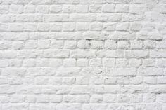 White Brick Wall by Texture Hunters on @creativemarket