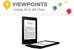 The Amazon Kindle Paperwhite is the hottest item this holiday season, with the highest resolution of any eReader along with 8 weeks of battery life. Reviewers are raving!