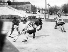 CAN vs USA, 1932 lake placid olympics