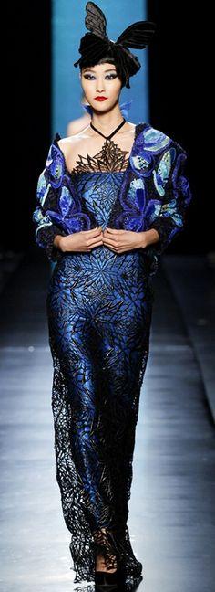 John Paul Gaultier Couture 2014