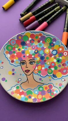 Stone Painting, Painting On Wood, Paint Pens For Rocks, Painted Rocks, Hand Painted, Jar Art, Art Drawings For Kids, Amazing Paintings, Rock Painting Designs