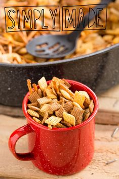 There's something to be said for the slow cooker - it's just so very handy! This is particularly true during the holidays, when you're short on time, but big on snacks. We've got three killer crock pot treats that are sure to put a smile on your face! Pumpkin Pie Spice Chex Mix Chex Mix is an old standby
