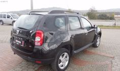 DUSTER DUSTER LAURATE 1.5 DCI (85) 4x2 2011 Dacia Duster DUSTER LAURATE 1.5 DCI (85) 4x2
