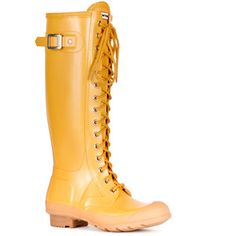 hunter lace up rain boots - Google Search