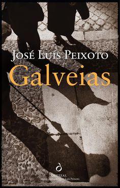 Galveias de José Luís Peixoto: vence prémio Oceanos, literatura do Brasil.