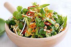 Asian-style chopped salad
