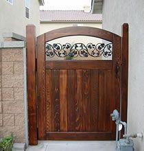 Backyard Gate Ideas | #mrkateinspo | HOUSE EXTERIOR | Pinterest | Backyard  Gates, Gate Ideas And Gate