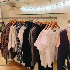 Still loving the Malahierba new arrivals and it's also #nationalscrabbleday which is apt considering our in store decor! #edenretail #stockbridgeedinburgh #fashion #collection #indie #brands #shoplocal #display #lighting #clothes #boutique #style #fashion #womenswear #shop #prints #edinburgh