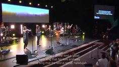 He is wonderful.. the lifter of our head Bethel Music Moment: Angels (Spontaneous) - Jeremy Riddle and Jenn Johnson