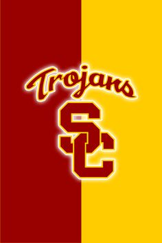 Football Fight, Football Fans, College Football, Iphone Wallpaper Size, Iphone Wallpapers, Usc Trojans, University Of Southern California, Chevrolet Logo, Ipod Touch