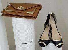 Acessórios para um look chic!  http://shoes4you.com.br