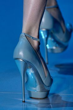 floraspice:  shoes at Elie Saab Haute Couture Fall/Winter 2011