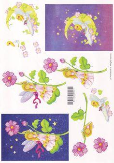 3d decoupage photo: 3D Decoupage Flowers flowers10.jpg