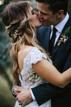 Glitzy Rustic DIY Wedding in Oxnard, California Wedding Pics, Wedding Bells, Diy Wedding, Wedding Styles, Dream Wedding, Wedding Day, Wedding Dresses, Wedding Bride, California Wedding