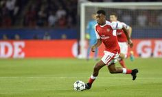 Alex Iwobi targets a victory for Arsenal at Old Trafford on Saturday
