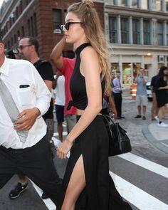 Gigi Hadid || July 22, 2016